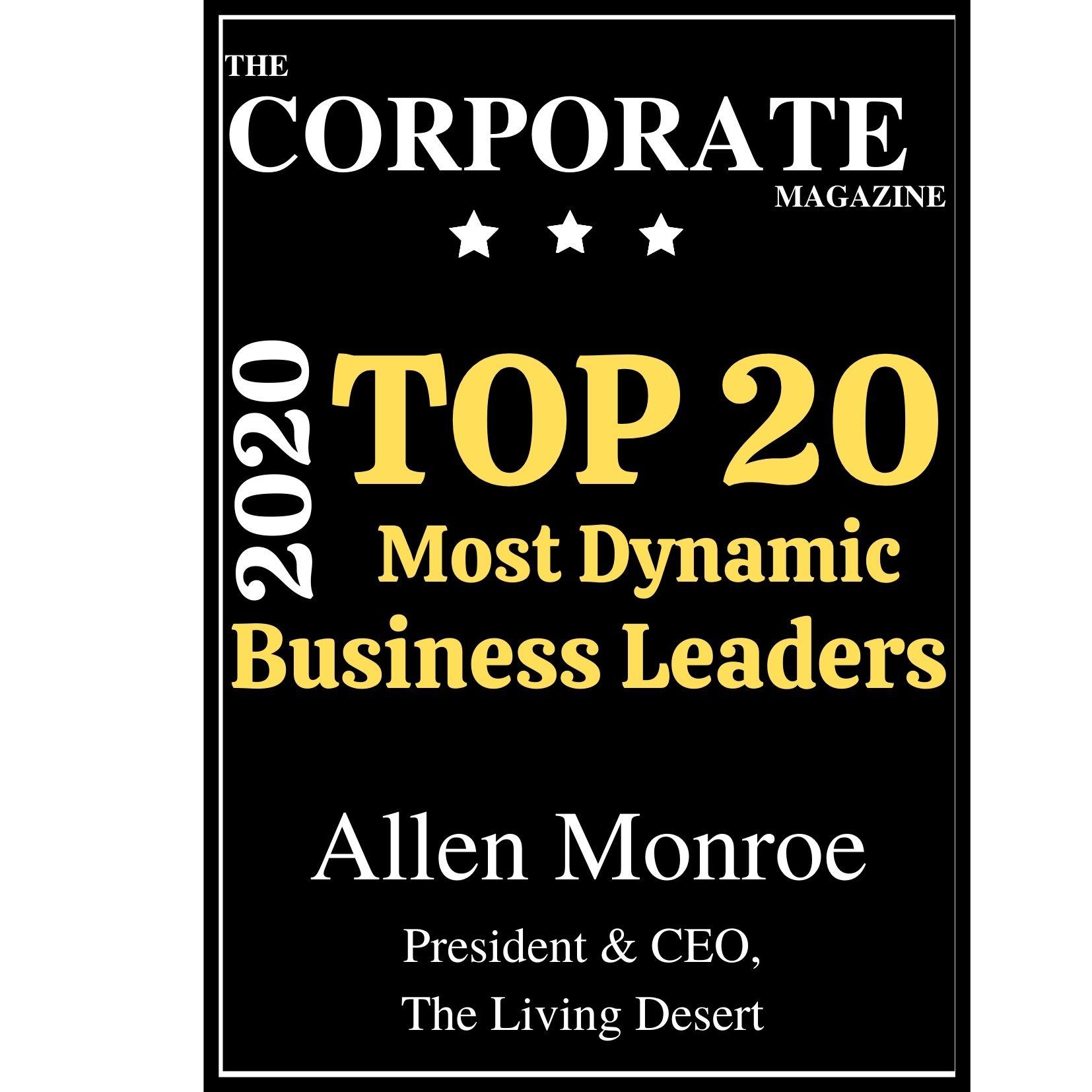allenn monroe Business CEOs