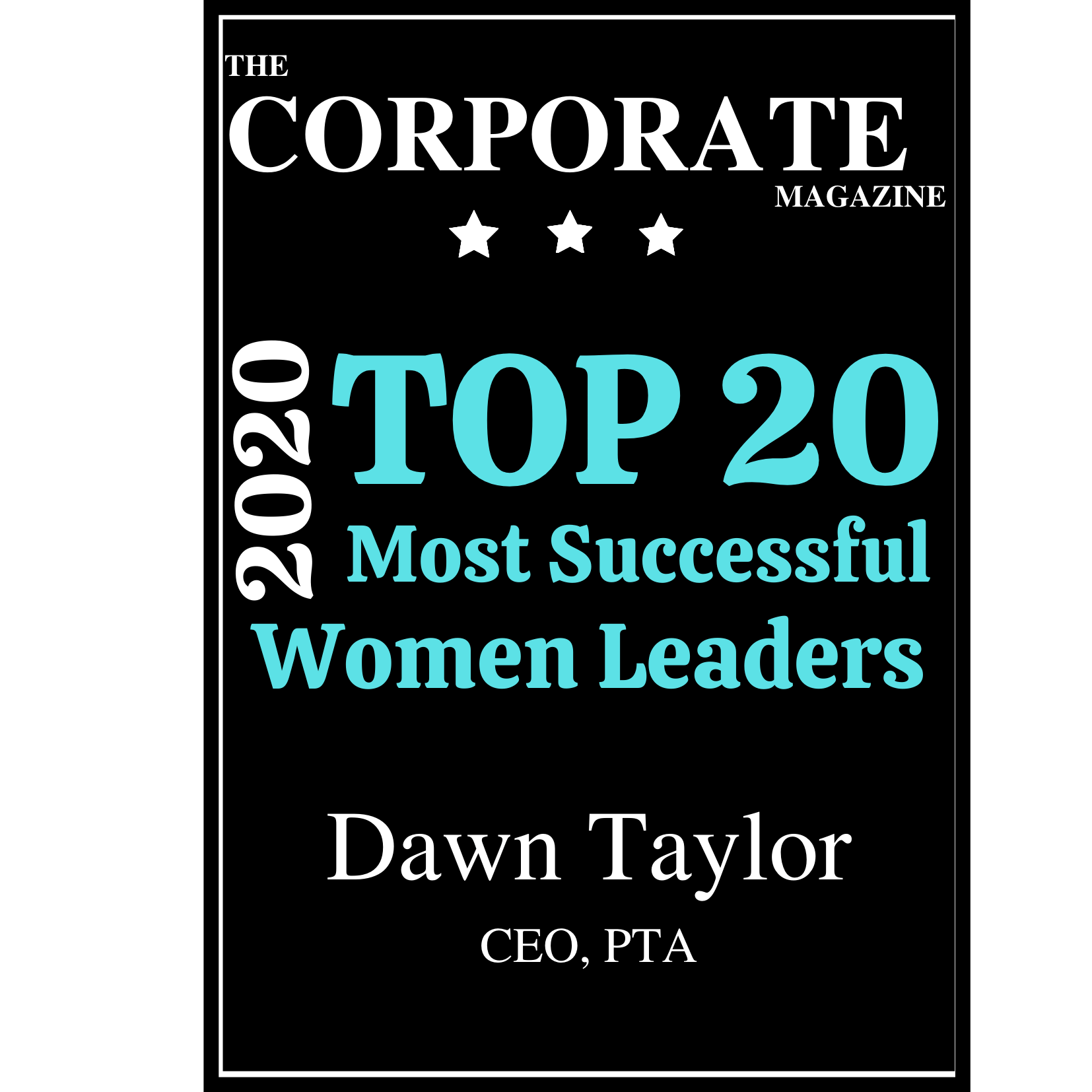 Dawn Taylor The Best Corporate Magazine