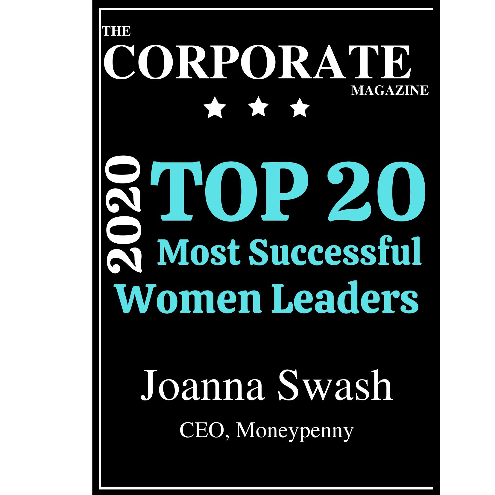 JoannaSwash The Best Corporate Magazine