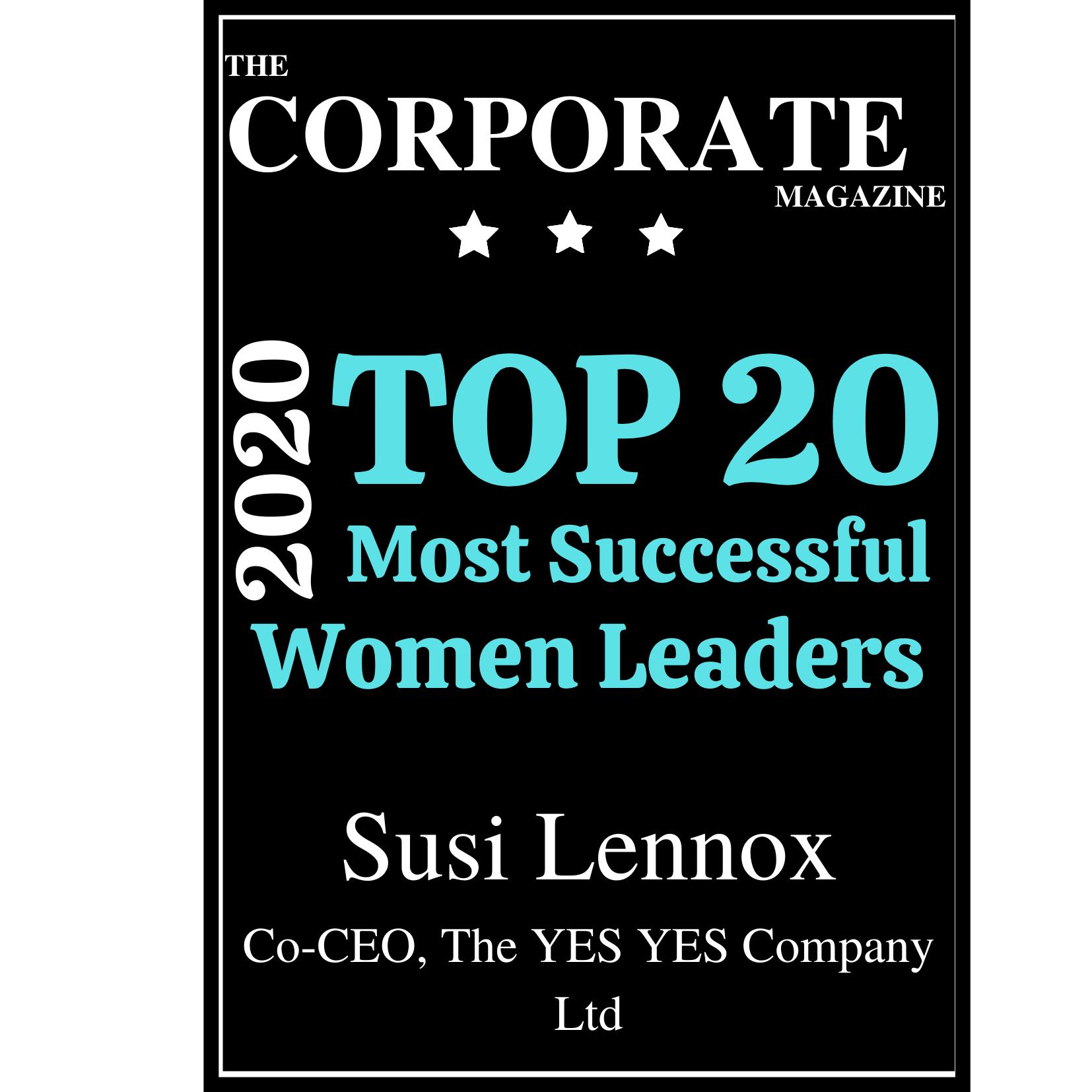Sarah-susi Top women leaders