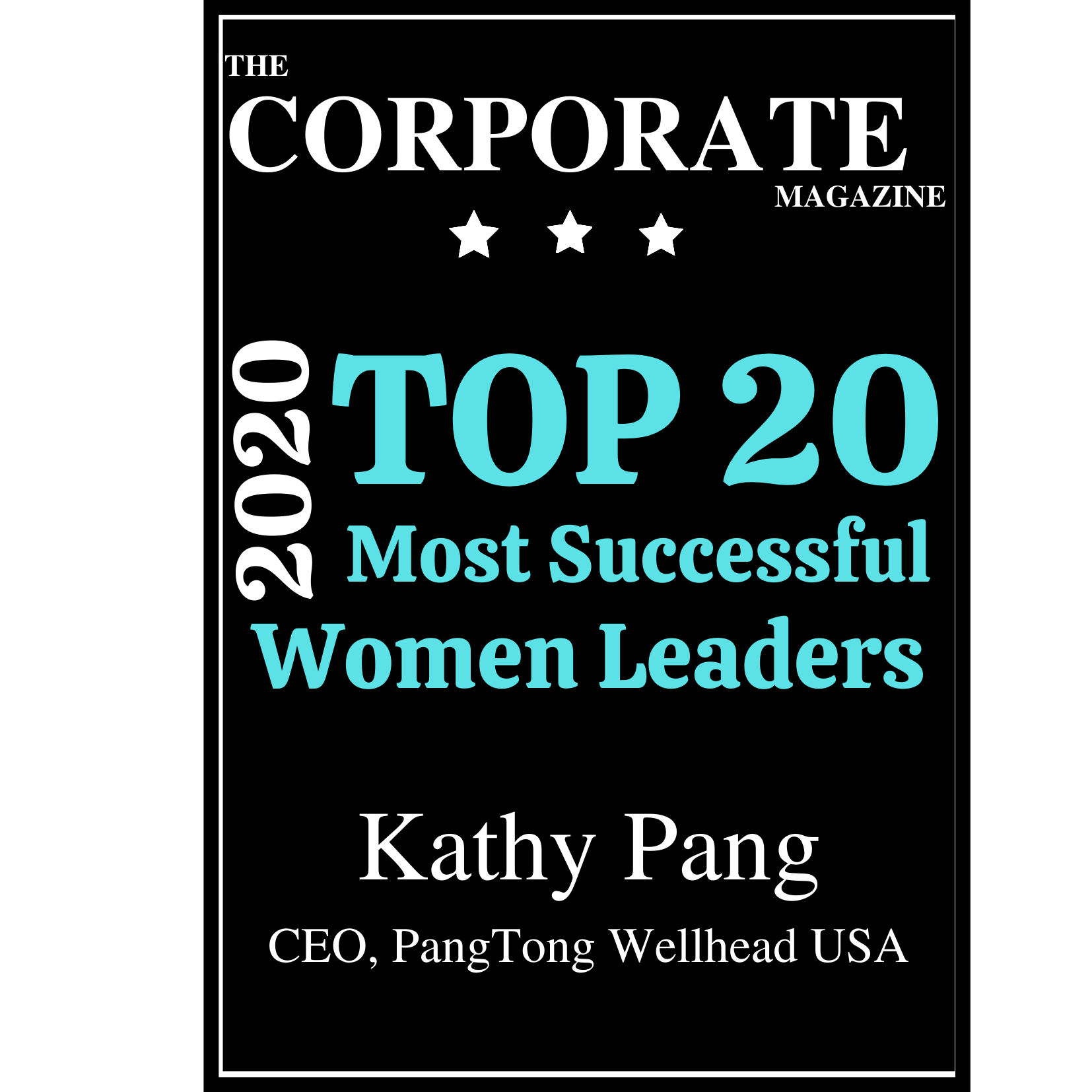 kathy_pang The magazine for top women leaders