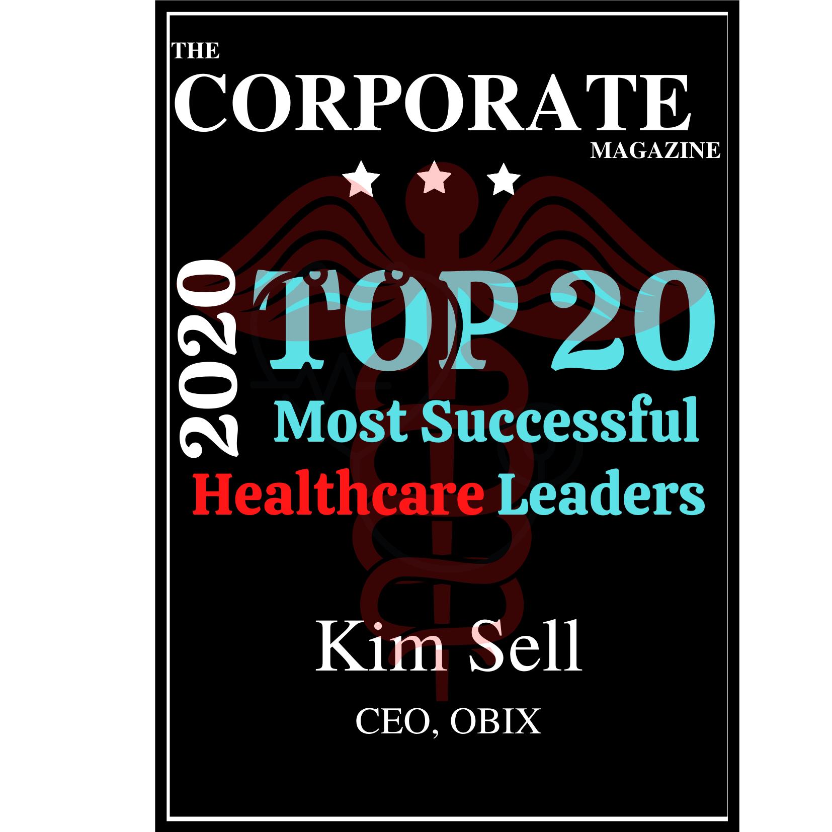 Kim Sell Healthcare CEOs