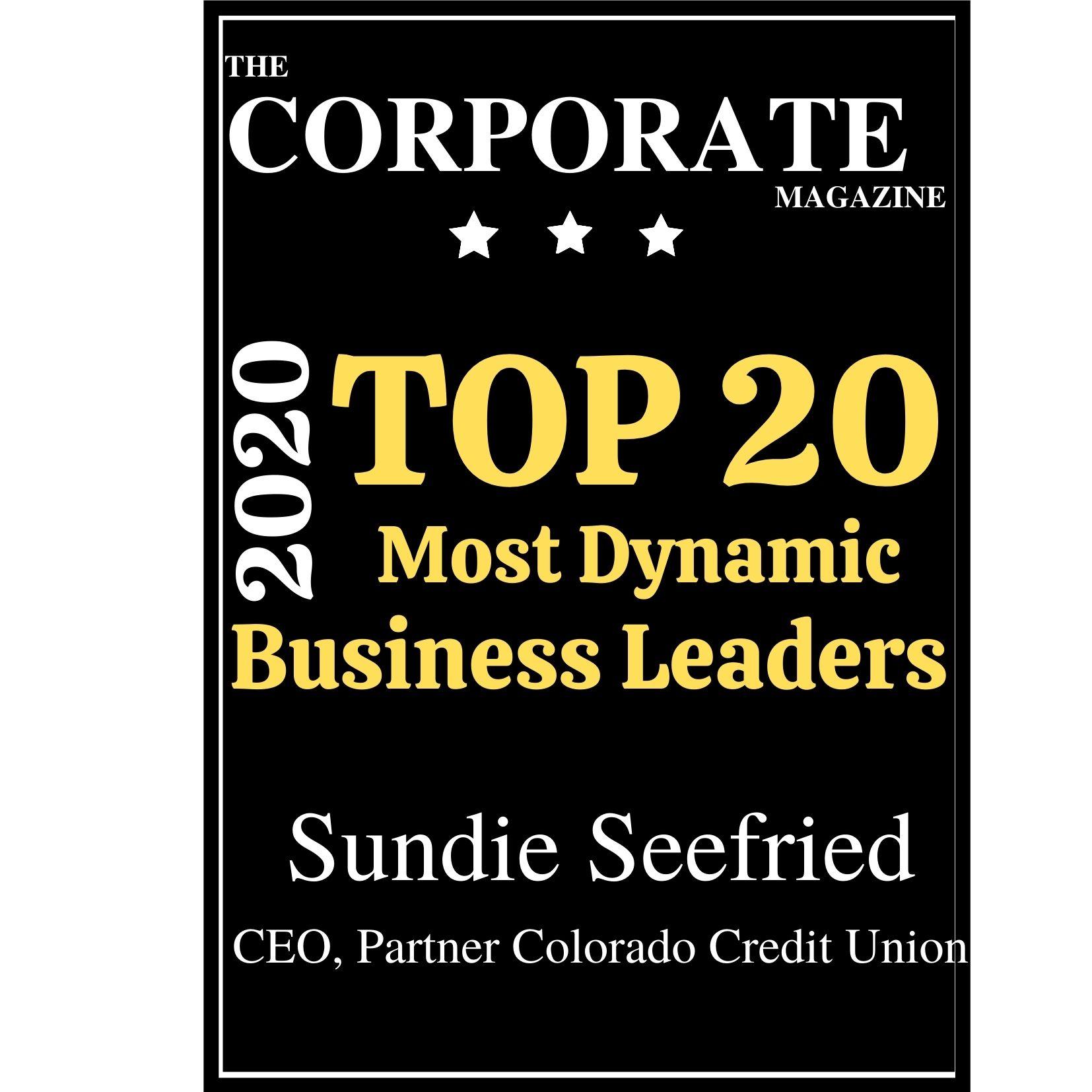 Sundie Seefried Business and women leader