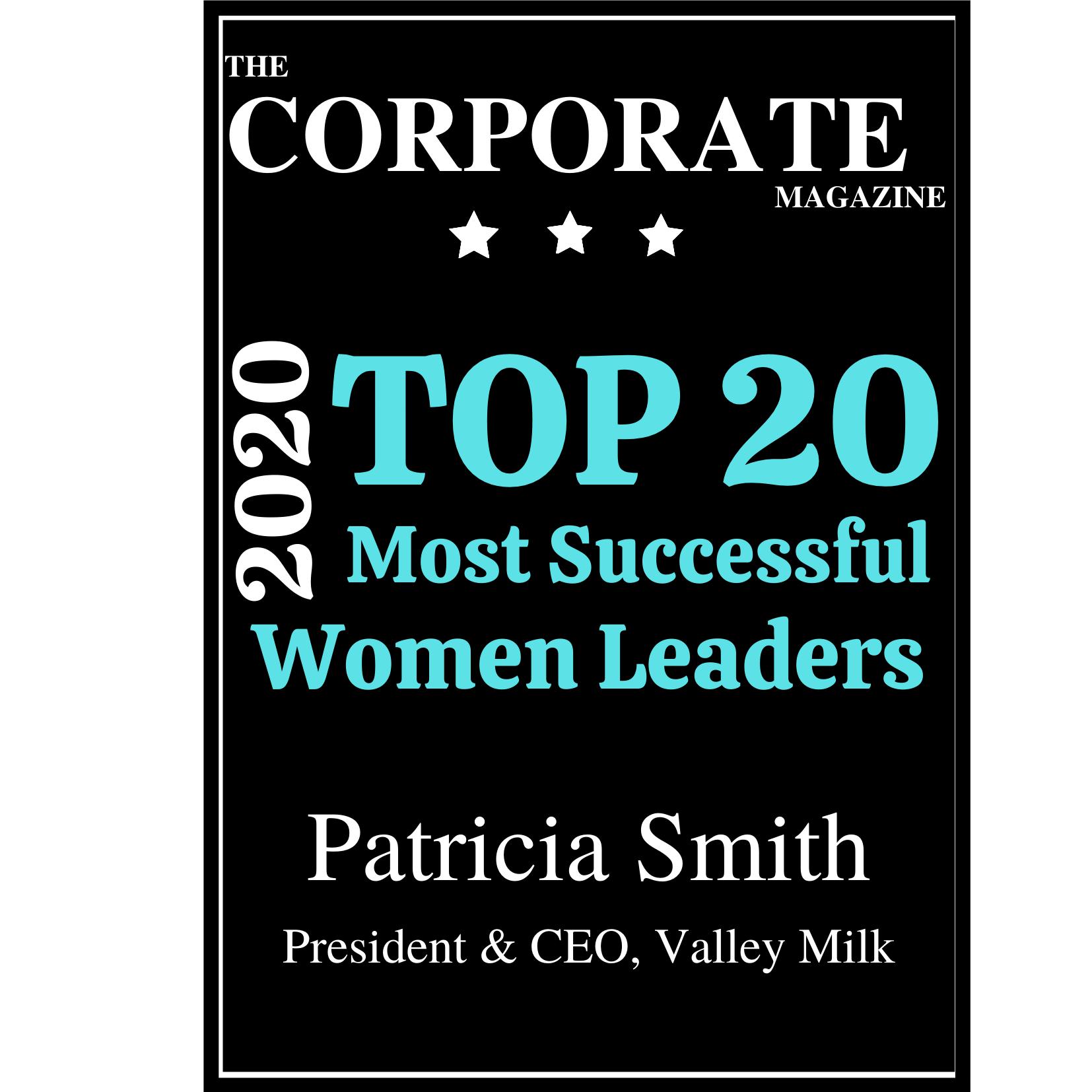 Patricia Smith Magazine for CEOs