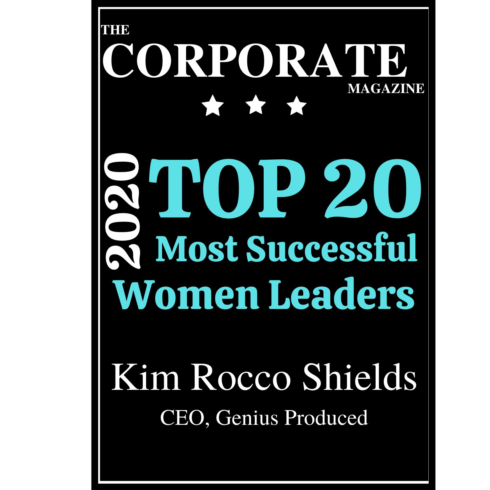 Kim Rocco CEOs Magazine