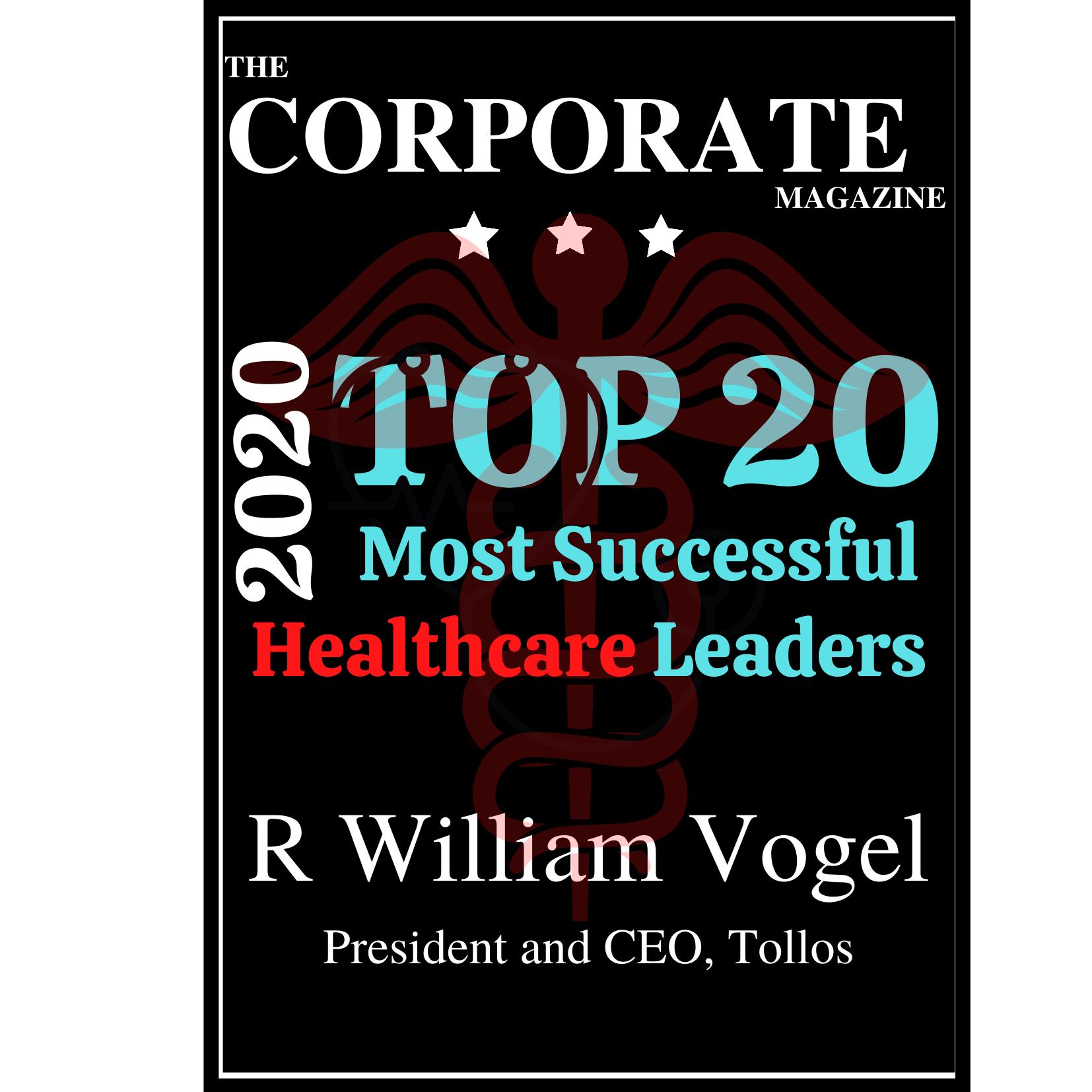 R William Vogel Healthcare Magazine