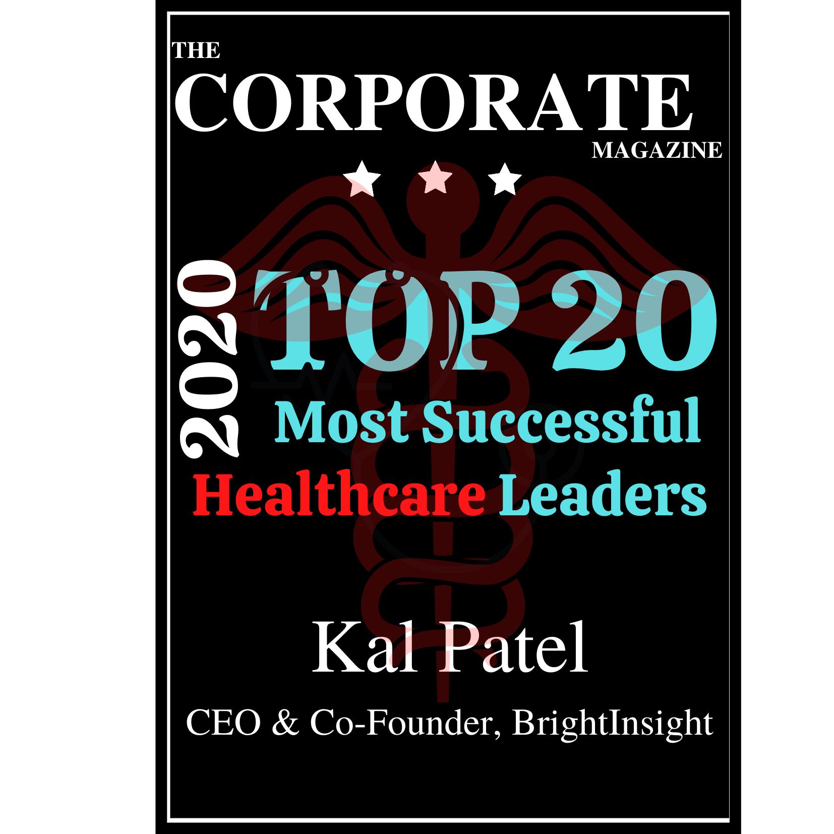 Kal Patel Healthcare Magazines Healthcare Magazines