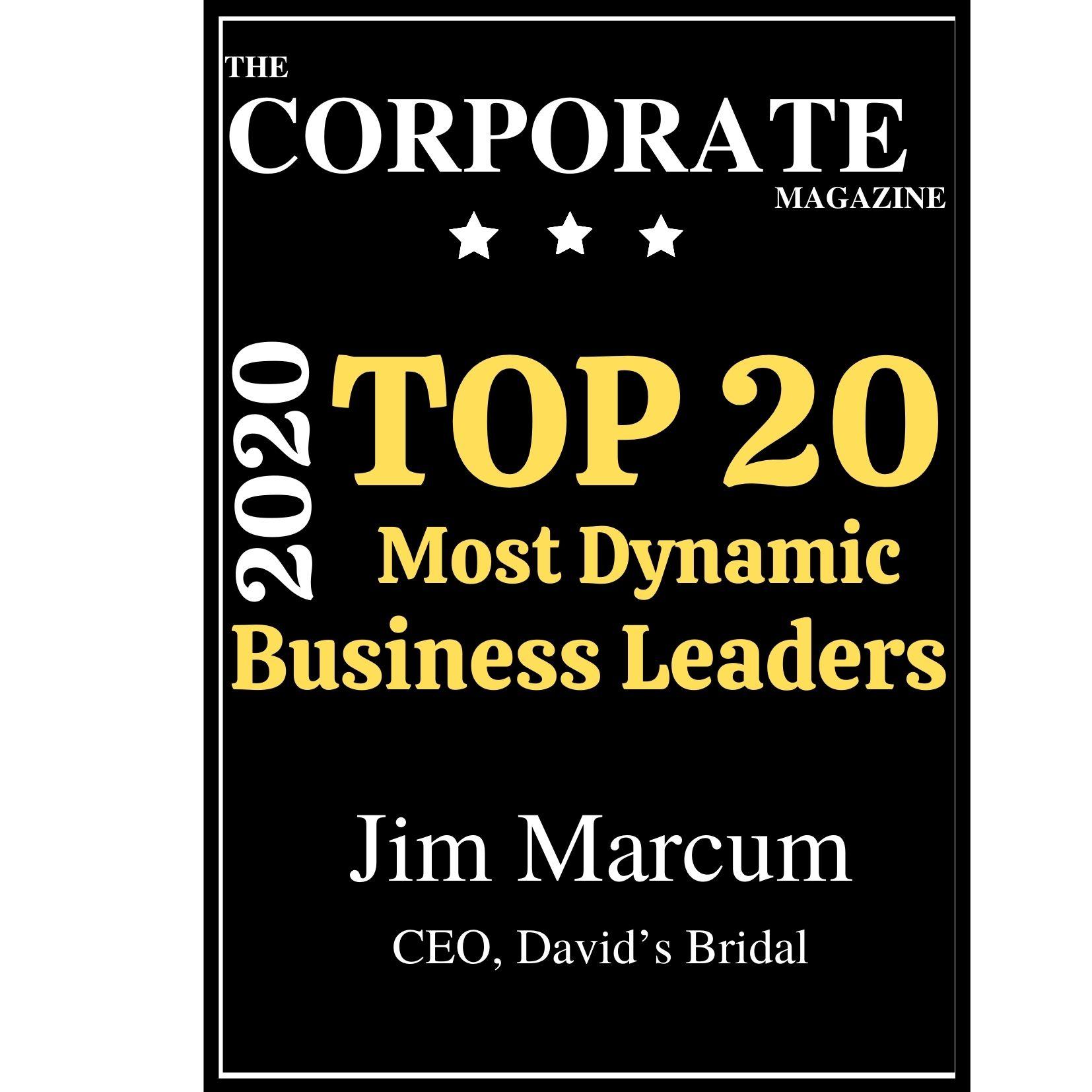 Jim Marcum Business Leaders