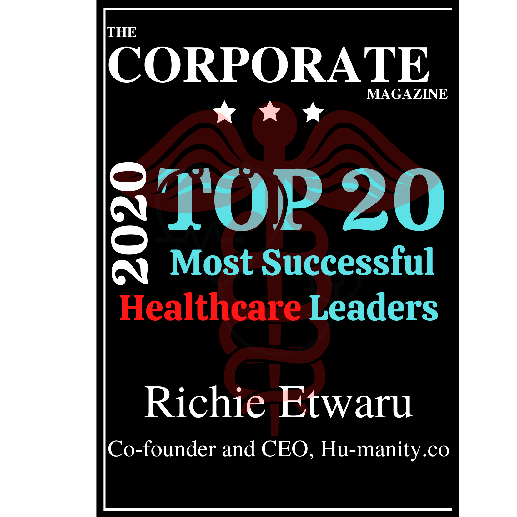 Richie Etwaru Top Healthcare leaders