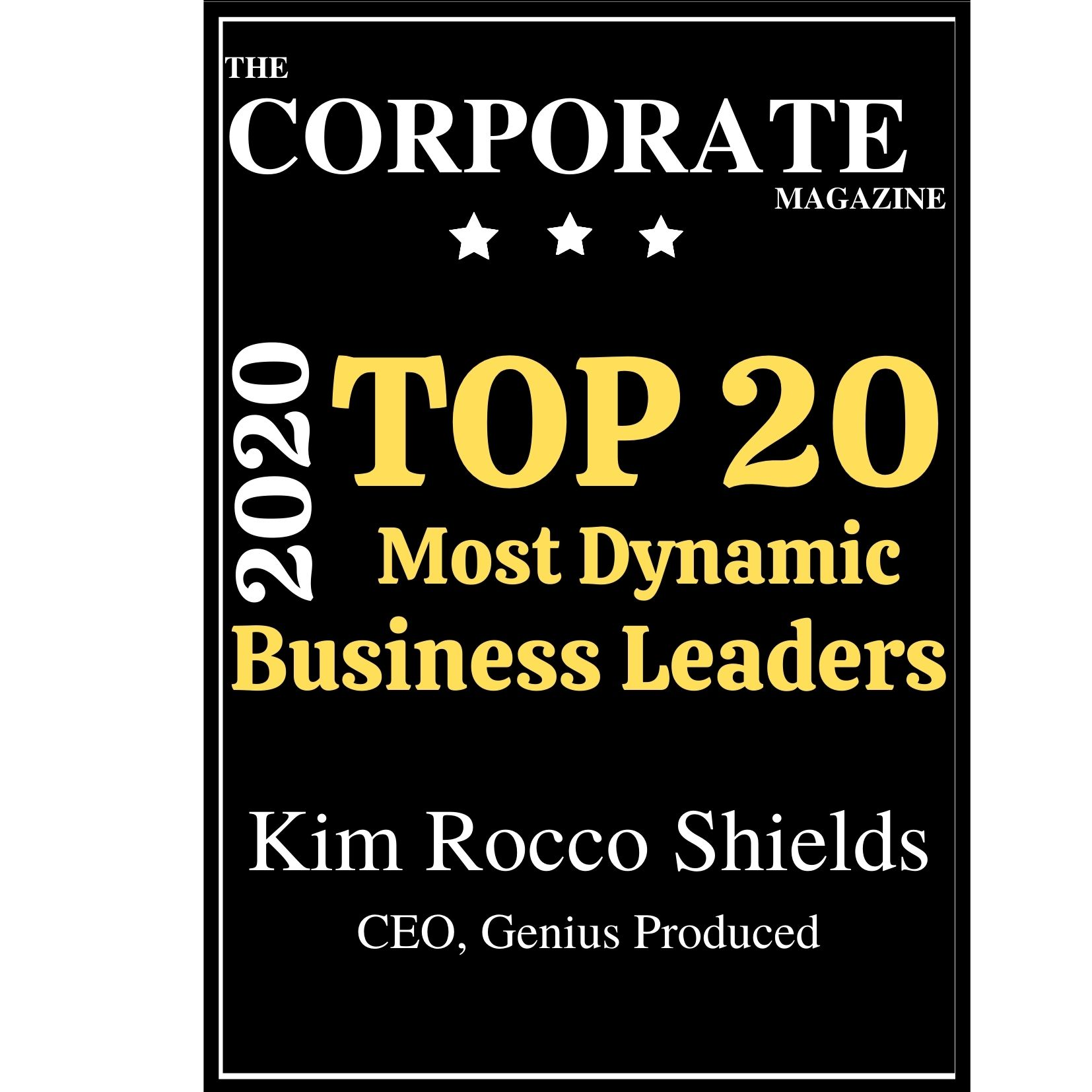 Kim Rocco Business and women CEO