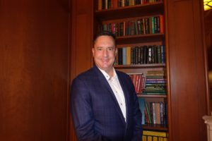 Chris Klug Business CEO