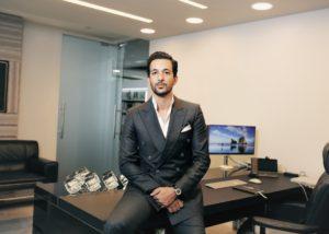 Mehdi El Jazouli Business Leader 2019