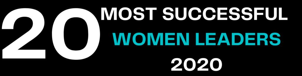 20 moat successful women leaders 2020