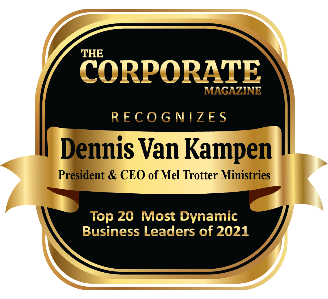 The Passionate Visionary   Dennis Van Kampen