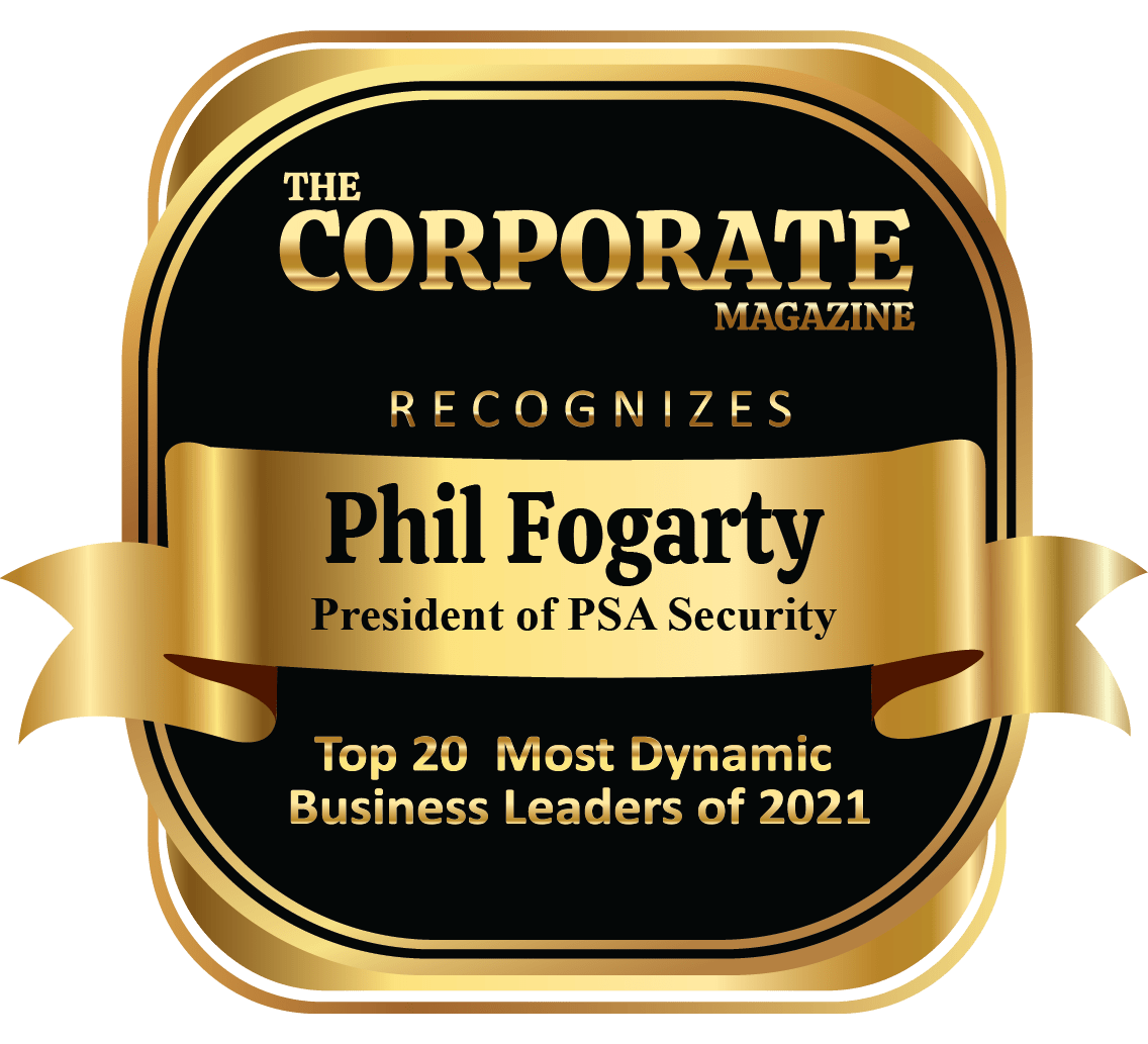 Offering Leading Security Services | Phil Fogarty Jr.