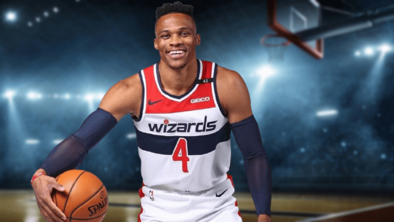 Russell Westbrook was traded to Los Angeles Lakers in a blockbuster deal with Washington Wizards