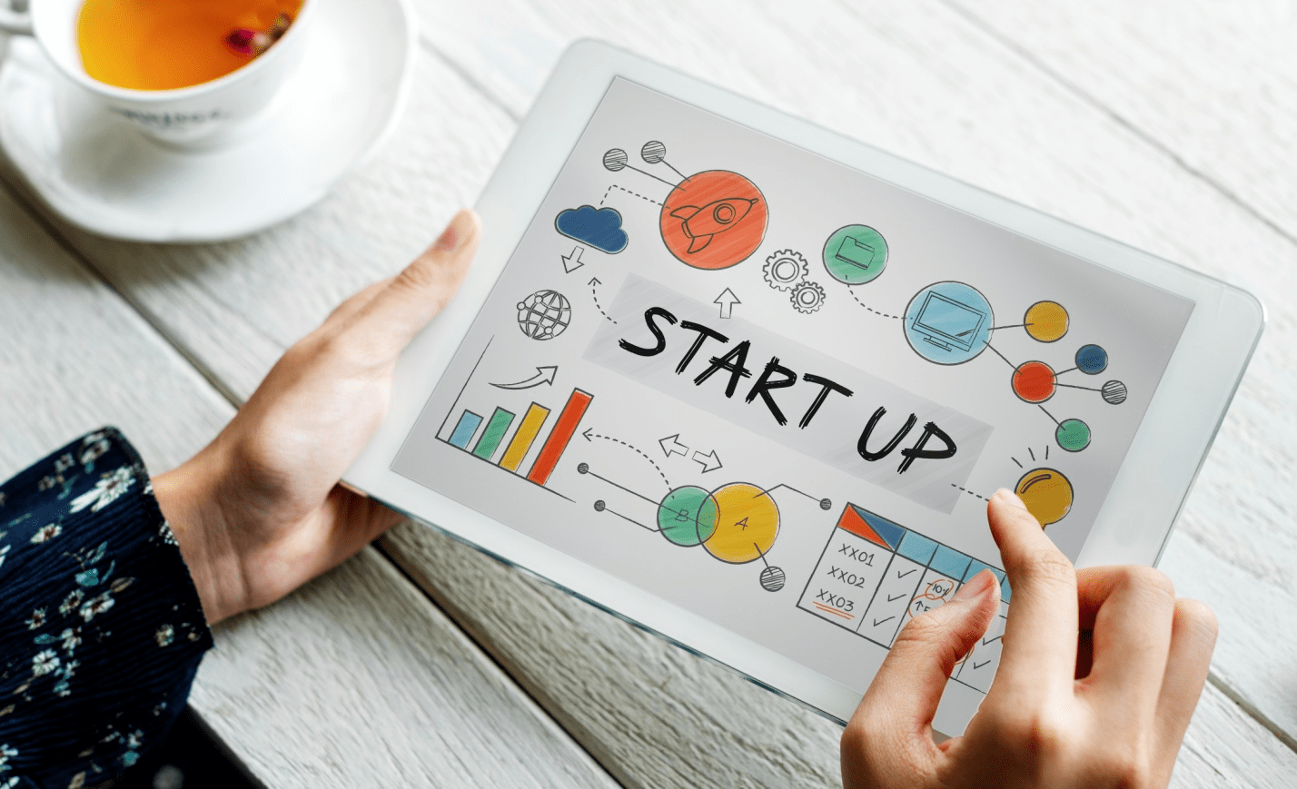 Tech trends for today's startups