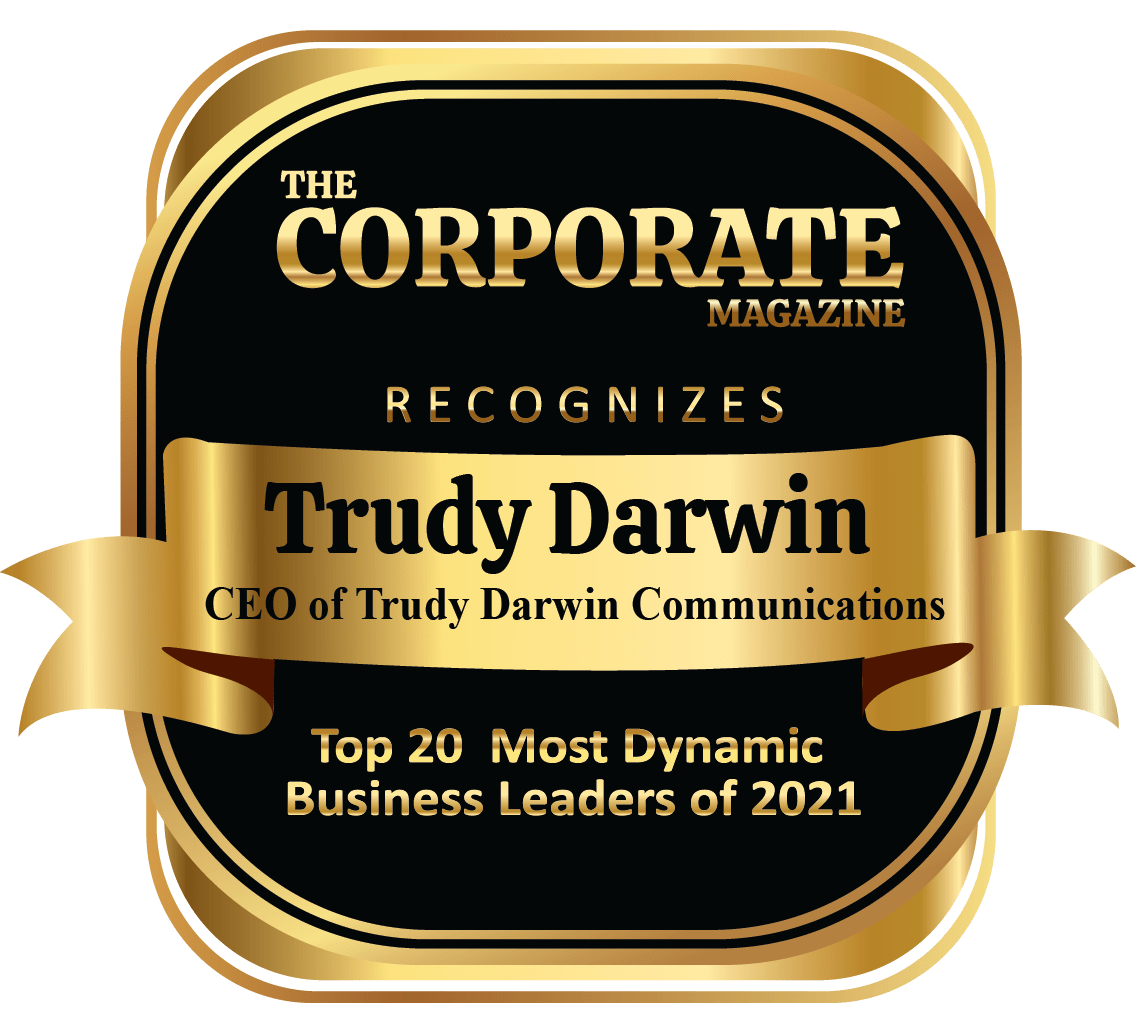 A Multi-Faceted Leader   Trudy Darwin